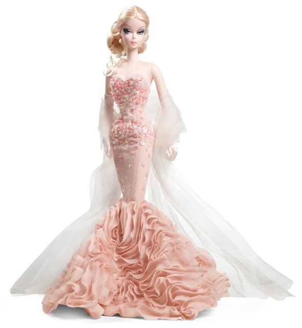 Barbie Collector BFMC Mermaid Gown Barbie Doll X8254 Girls Toy Best ...