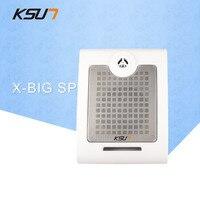 NEW KSUN X Big Sp Loud Speaker Walkie Talkie 5W High Power 120dB UHF 400 480MHz Handheld Two Way Radio Transceiver