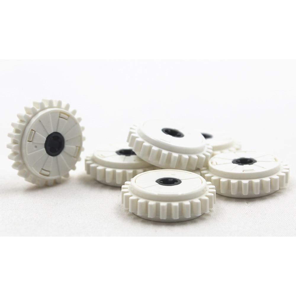 MOC Technic Parts 10pcs TECHNIC COUPLING 3,5-6 NCM Compatible With Lego For Kids Boys Toy