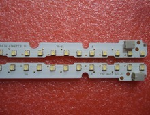 2 Pieces/lot LED strip for E329419 K4475CS K4476CS LK400D3LB23 54LED 447MM
