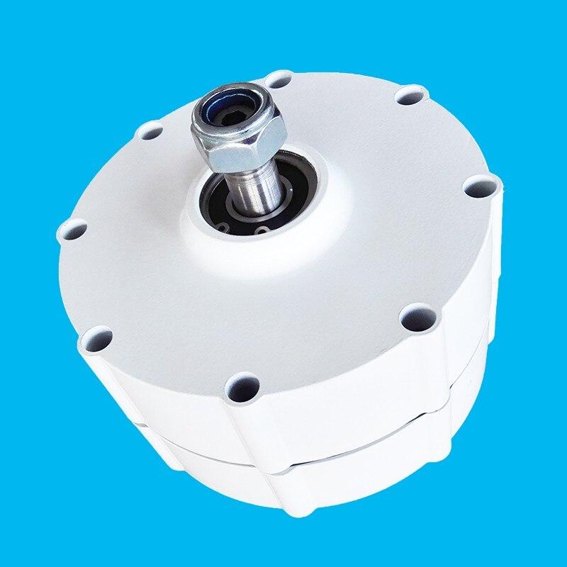 good quality AC 500W Permanent Magnet Alternator for Wind Turbine Generator Low RPM PMG low speed ac12v 100w permanent magnet alternator for wind turbine generator low rpm pmg