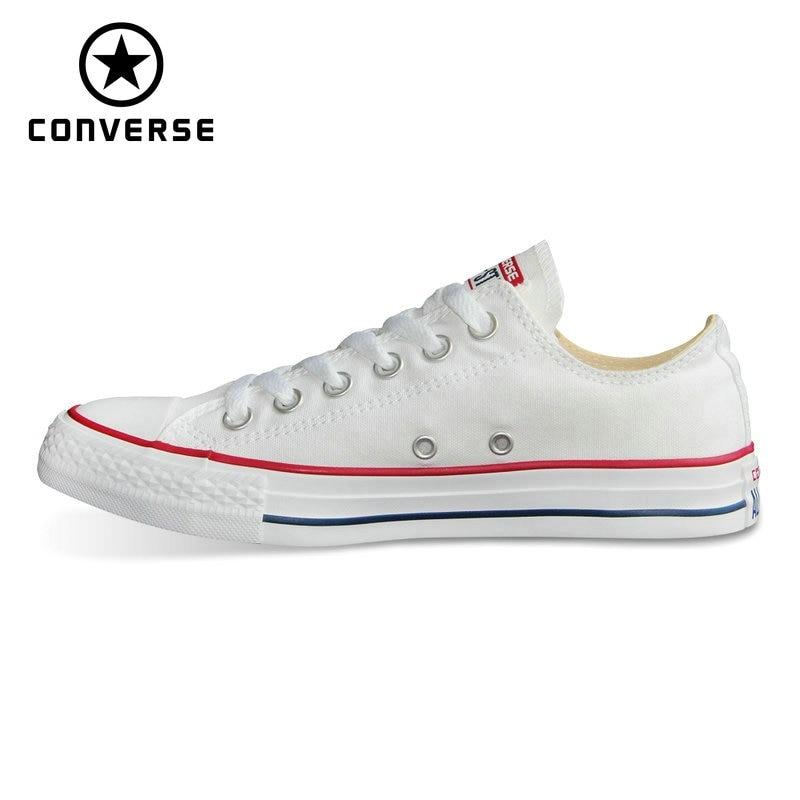 2018 CONVERSE origina all star chaussures nouvelle Chuck Taylor uninex classique de sneakers homme et femme de Planche À Roulettes Chaussures 101000