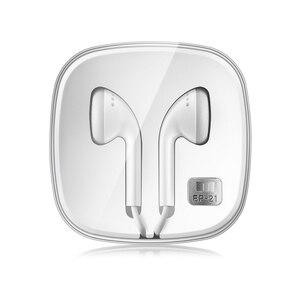 Image 2 - Original Meizu EP21 EP21HD Earphones Wired Earphone Stereo Headset In Ear Earbuds 3.5mm Jack with Microphone Volume Control