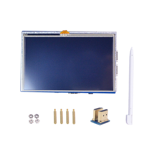 Image 4 - New 5 inch 800x480 USB HDMI Touch Screen LCD Display Monitor For Raspberry Pi