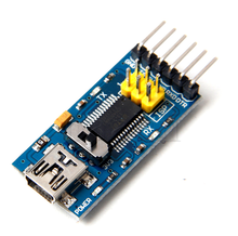 FT232RL FTDI Basic USB to serial for Arduino pro mini download cable USB TO 232 FT232 USB to TTL module Free shipping CFSUNBIRD