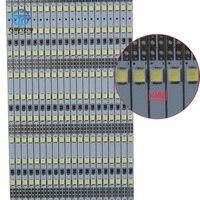 TXG 500 meters Factory direct SMD2835 72leds/meter 4mm width DC12V Aluminum alloy Hard Rigid Bar light For Cabinet