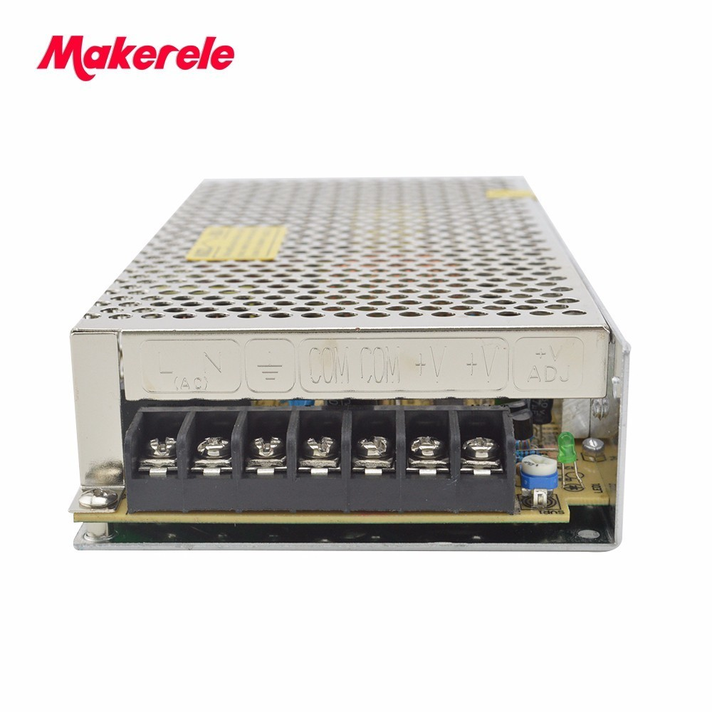 high efficiency 150W 20A 7.5V Single Output Switching Power Supply NES-150-7.5 CE wholesale Power Supplies low price 150w 12 5a 12v single output switching power supply nes 150 12 cb ul switching power supplies