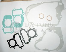 Full set Twin Engine repair Gasket For Yamaha XV QJ250cc Motorcycle Sealing Case Gasket Kit suzuki atv Part