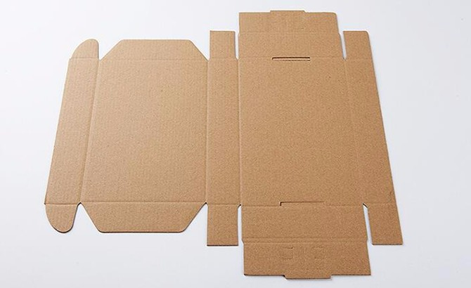 Wholesale 10pcs/lot 25*20*7cm Craft Gift Handmade Soap Packaging Kraft Paper Boxes Brown Packaging Package Mailing Box
