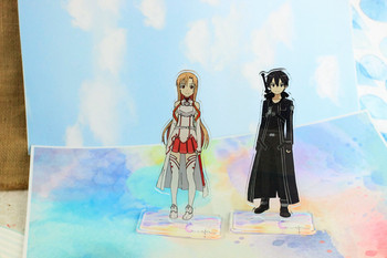 Акриловые аниме фигурки Мастер меча онлайн 2