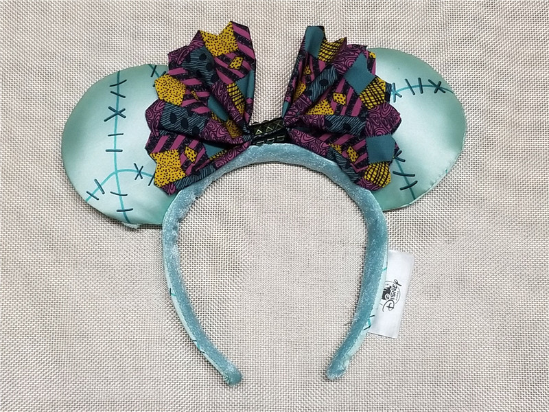 Minnie Mouse Headband The Nightmare Before Christmas Costume For Gift Costume Party