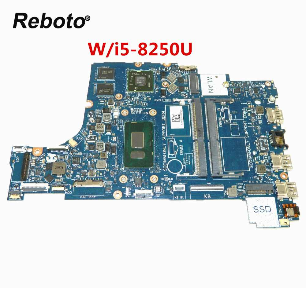 For Dell Inspiron 15 5570 5770 7570 Laptop Motherboard Cn 0n7y27 0n7y27 N7y27 La F115p With I5 8250u Ddr4 100 Tested Fast Ship Aliexpress