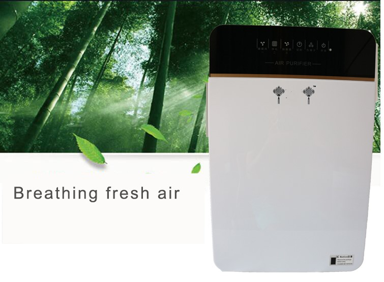 Air Purifier ionizer True Hepa Filter, Odor Eliminator for Smokers, Dust, Mold, Formaldehyde Home Pets Cleaner car air purifier ionizer filter cleaner formaldehyde odor eliminator toxic gas removal ionic purifier portable air fresher