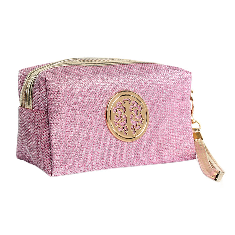 Women Cosmetic Bag Travel Make Up Bags Fashion Ladies Makeup Pouch HTB17FoyVrPpK1RjSZFFq6y5PpXaS bag