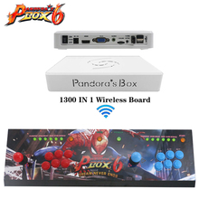 online shopping Classic design arcade game controller with jamma multi board Pandoras Box 6