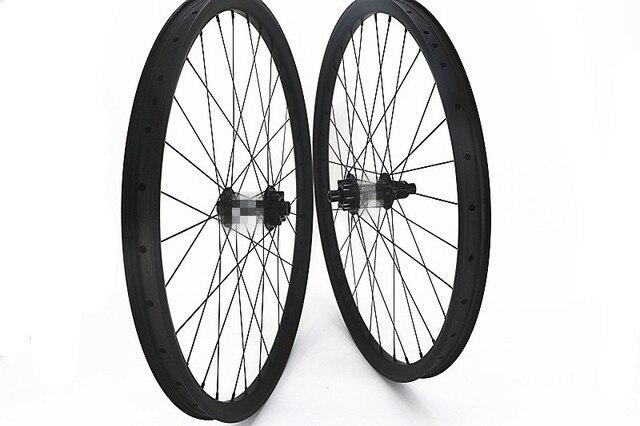 Roues vtt carbone 29er 350 S boost 110x15 148x12 roues 6 boulons roues vtt 35mm largeur 1420 roues vtt