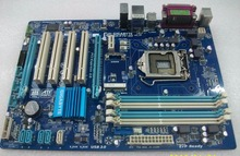original motherboard for Gigabyte GA-P75-D3 LGA 1155 DDR3 P75-D3 boards for 22nm cpu 32GB B75 Desktop motherboard Free shipping
