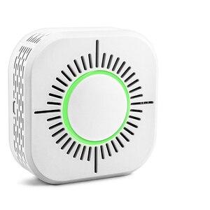 Image 3 - RF433 Smoke Detector Wireless Smoke Fire Alarm Sensor Security Protection Alarm for Home Automation