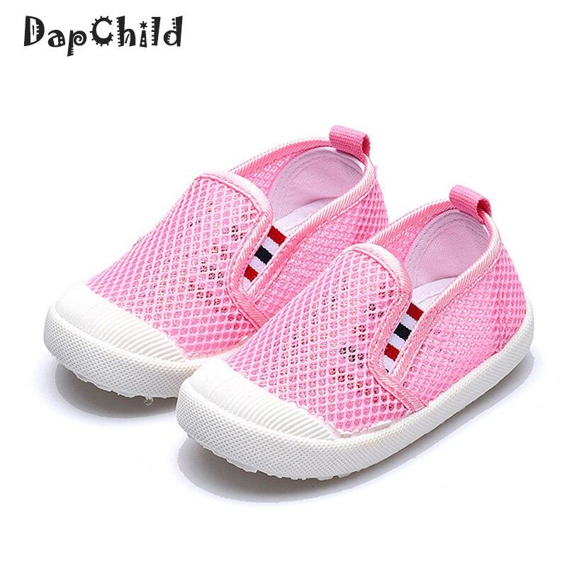 a42cc6ba13bb Boty DapChild pro děti sportovní obuv jarní letní sandály air mesh ...