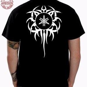 Hip Hop Rock T-Shirts Men Slee