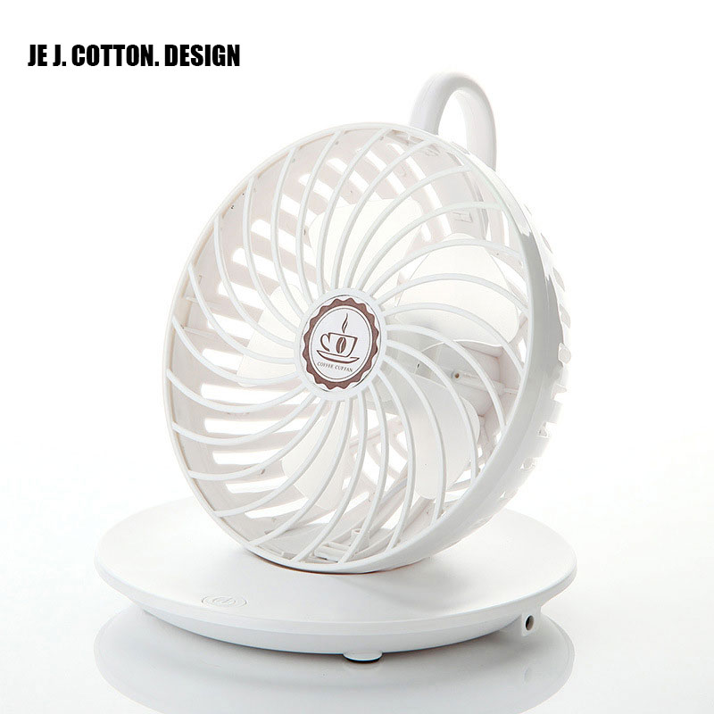 Portable Air Conditioning Mini Fan for Home Laptop USB Hand Ventilator Standing Air Cool ...