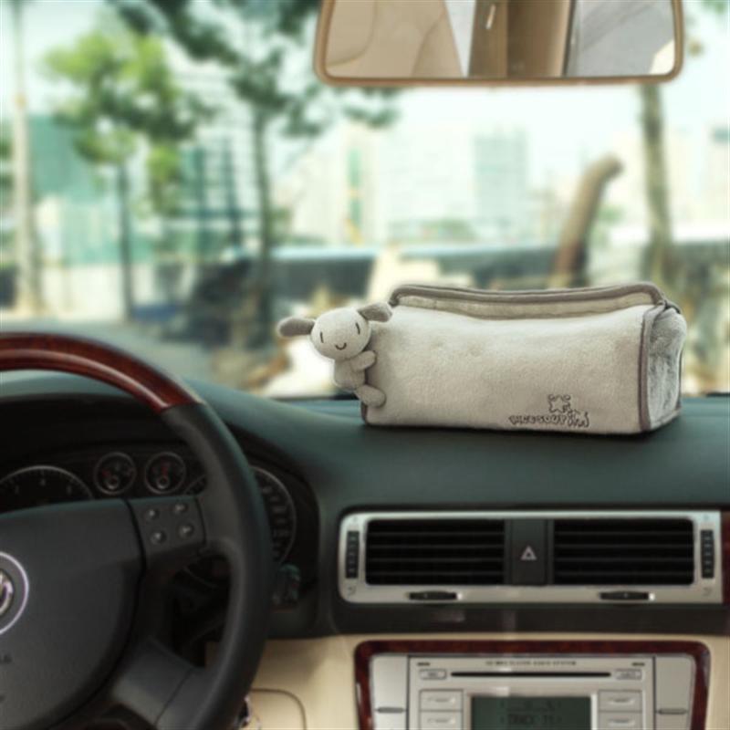 Ultra Soft Car Fender Covers: Ultra Soft Steam Velour Vertical Type Car Paper Towel Tube