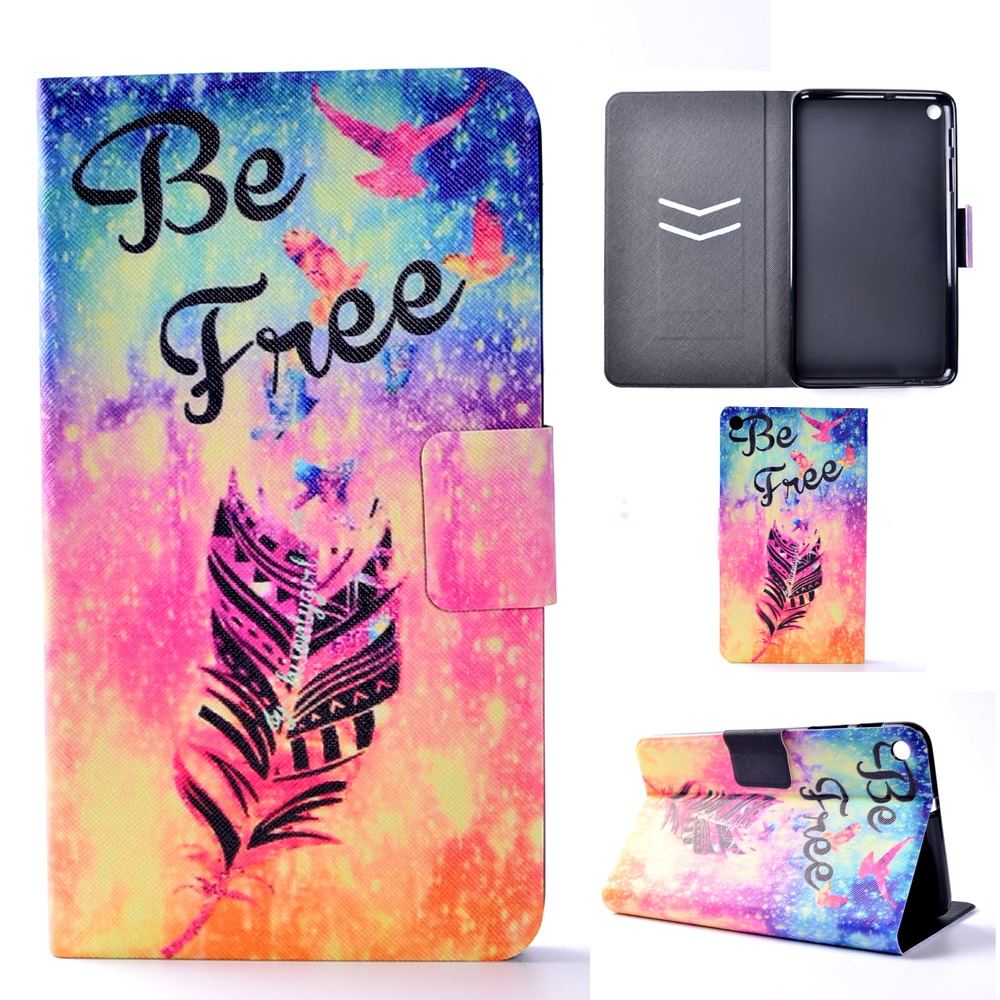 High Quality TPU+PU Leather Stand Wallet Card Book Cover Case For Huawei Mediapad T1 7.0 T1-701 T1-701U/W T1-701UA T2-7 BGO-DL09