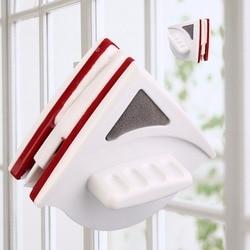 Domu wycieraczka dwustronnie magnetyczny akcesorium do czyszczenia szyb magnetyczne okien Windows szczotka do mycia szkła szczotki do czyszczenia w Szczotki do czyszczenia od Dom i ogród na