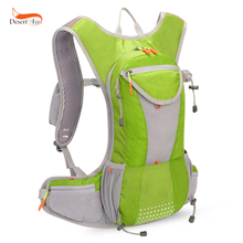 15L 7 Color Outdoor Bags Hiking Backpack Vest Marathon Running Cycling Backpack For 2L Water Bag Hiking Camping