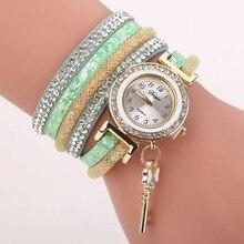ФОТО new fashion women  luxury bangls & bracelet watches crystal charm womens jewery  accessary