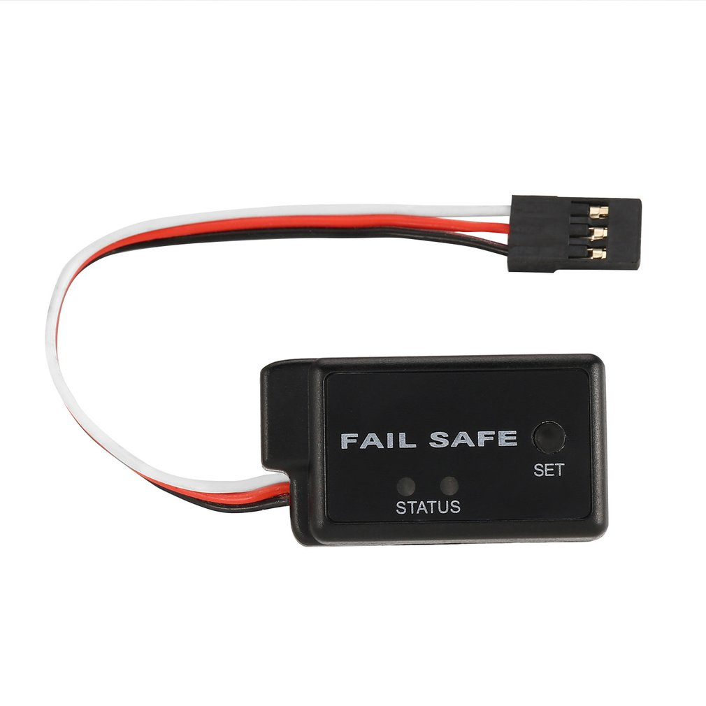 4.8-6V Accelerator Fail Safe Protector Suit For RC Car Truck Buggy Failsafe ND