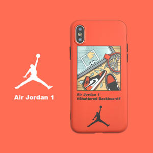 Fashion Air Jordan Off On White Suprem soft silicon cover phone case for iphone  6 6S plus 7 7plus 8 8plus X XR XS MAX capa coque 1fd703a7e