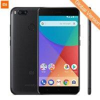 Global Version Xiaomi Mi A1 4GB 32GB MiA1 Mobile Phone Snapdragon 625 Octa Core 5.5 1080P Dual Camera 12.0MP Android One CE FCC