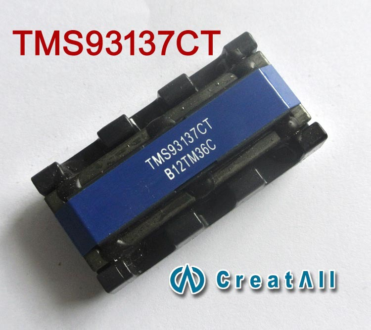 Spot new TMS93137CT transformer step-up transformer high-voltage coil