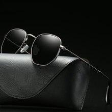 Солнцезащитные очки поляризационные для мужчин и женщин небольшие