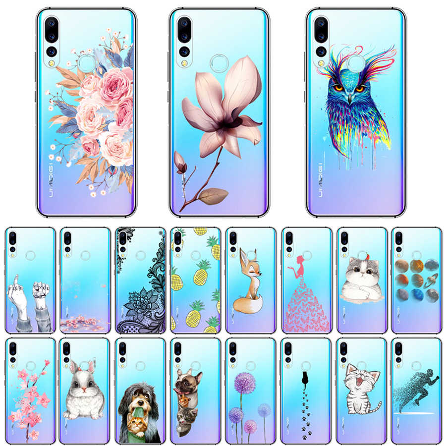 For Umidigi A5 Pro Case Silicone TPU Soft Phone Case for Umidigi A5 Pro Case Back Cover Clear Soft Cases