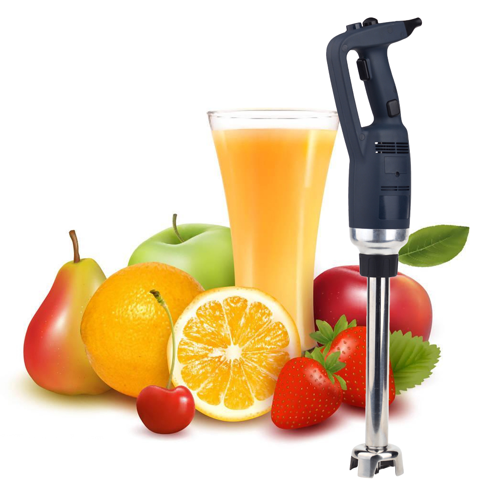 GZZT Heavy Duty 350W Handheld Immersion Blender Machine Commercial High Speed Vegetable Fruit Food Mixers 110V/220V