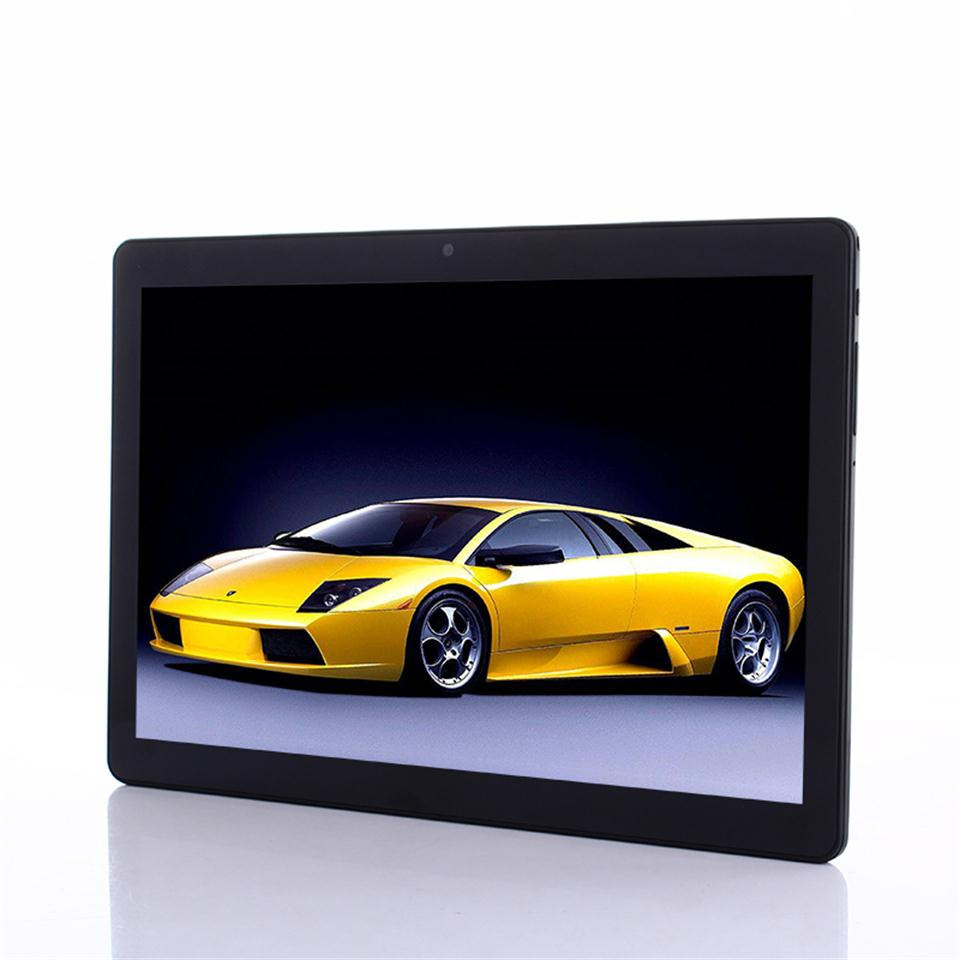 10.1 inch tablet PC 10 Deca Core 3G call phone 4G LTE tablets GPS Android 7.0 4GB 64gb Dual Camera 8.0MP 1920*1200 IPS Screen