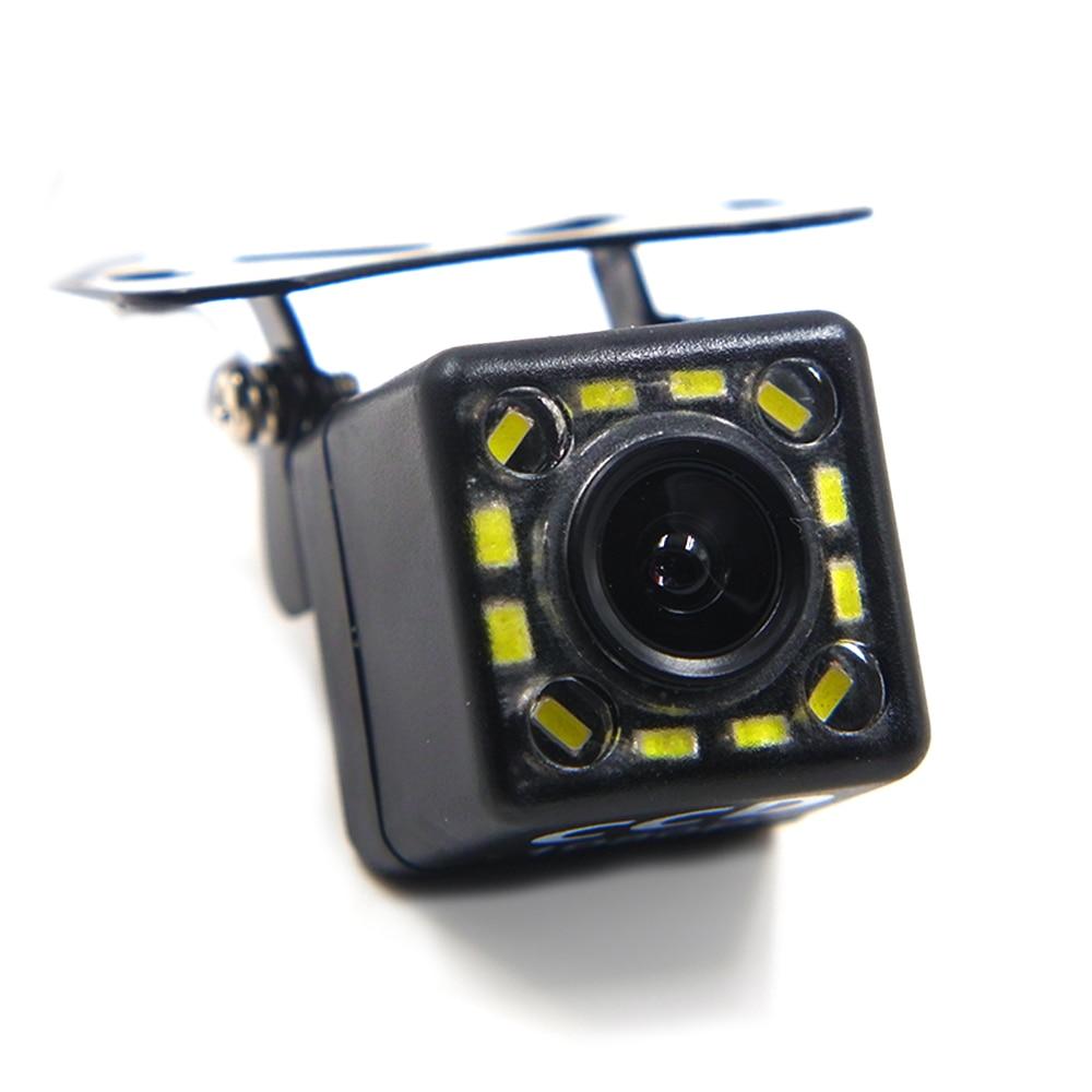 Auto achteruitrijcamera BYNCG 2018 NIEUWE 12 LED-nacht brede kijkhoek - Auto-elektronica - Foto 4