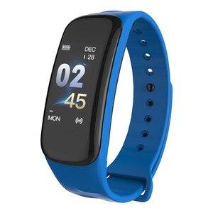 Image 4 - 2019 Vòng Tay Thông Minh Màu Sắc Màn Hình Tập Thể Hình Đồng Hồ Huyết Áp Đo Nhịp Tim Theo Dõi Giấc Ngủ Dây Đeo Tay Bluetooth Smart Watch
