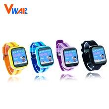 Gps smart watch q750 q100 baby watch con wifi 1.54 pulgadas táctil Dispositivo de Localización de Llamadas pantalla SOS Tracker para Niños Seguros PK Q50 Q90