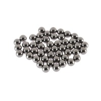 High quality  4mm 50pcs Diameter Durable Stainless Steel Balls For Bicyle Bike Bearings disgn Power Tools