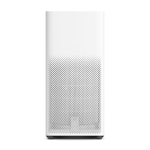 XIAOMI Genuine Air Purifier 2 Intelligent Wireless Smartphone Control Smoke Dust Peculiar Smell Cleaner Household Appliances salter air fryer home high capacity multifunction no smoke chicken wings fries machine intelligent electric fryer
