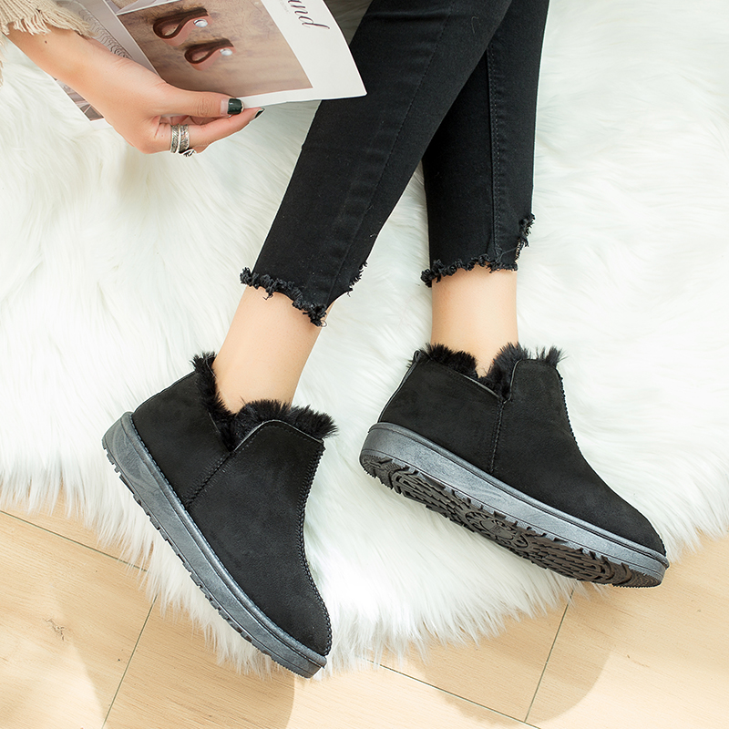 De Chaussures Mode Hiver Neige rose Confortable Femmes Casual Mulitcolor Marque khaki vert Black Respirant Zapatos Sneakers Mujer Populaire Tendance AxnpvwS4nq