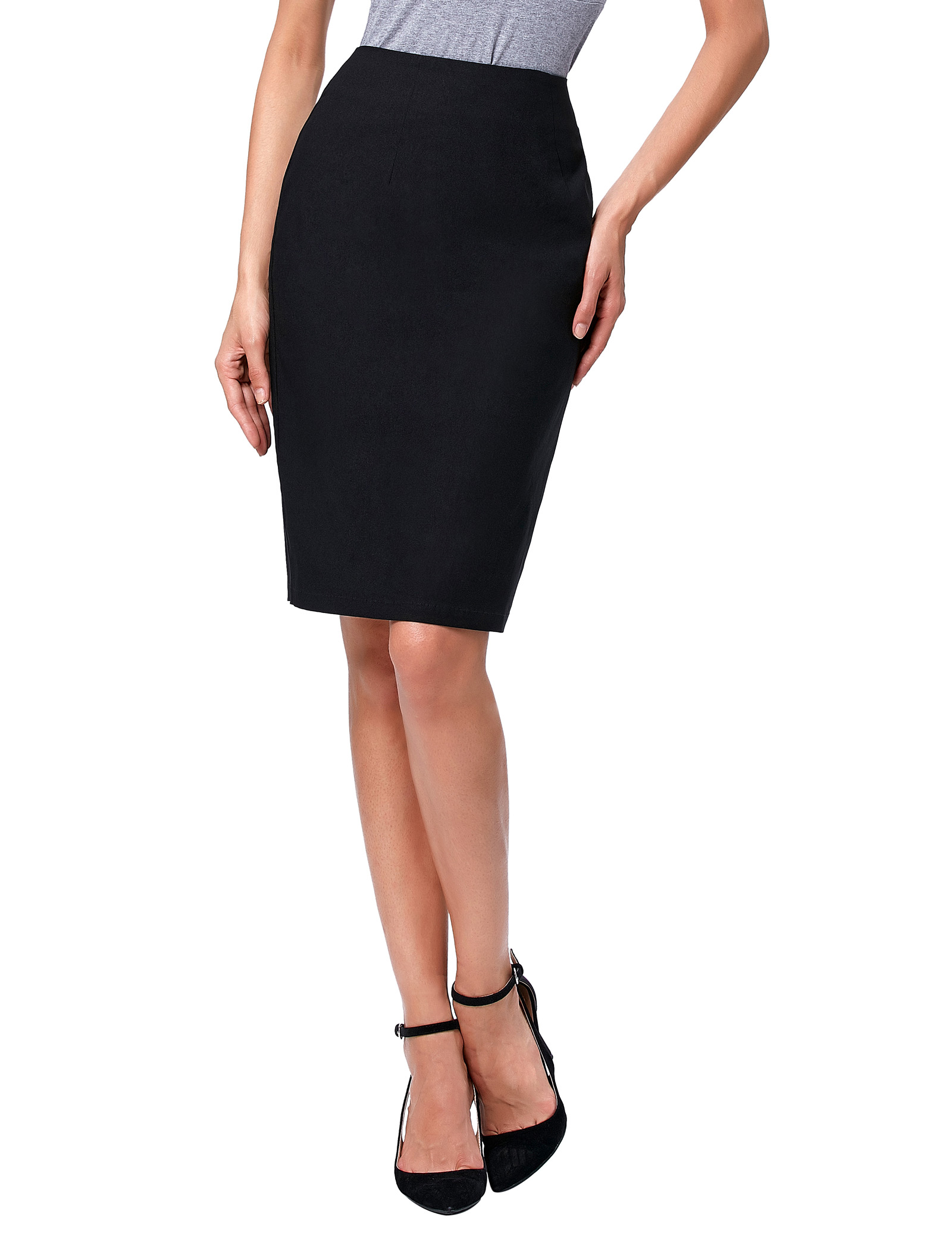 women office skirt 2018 summer OL High Stretchy Hips Wrapped mini Pencil Skirt