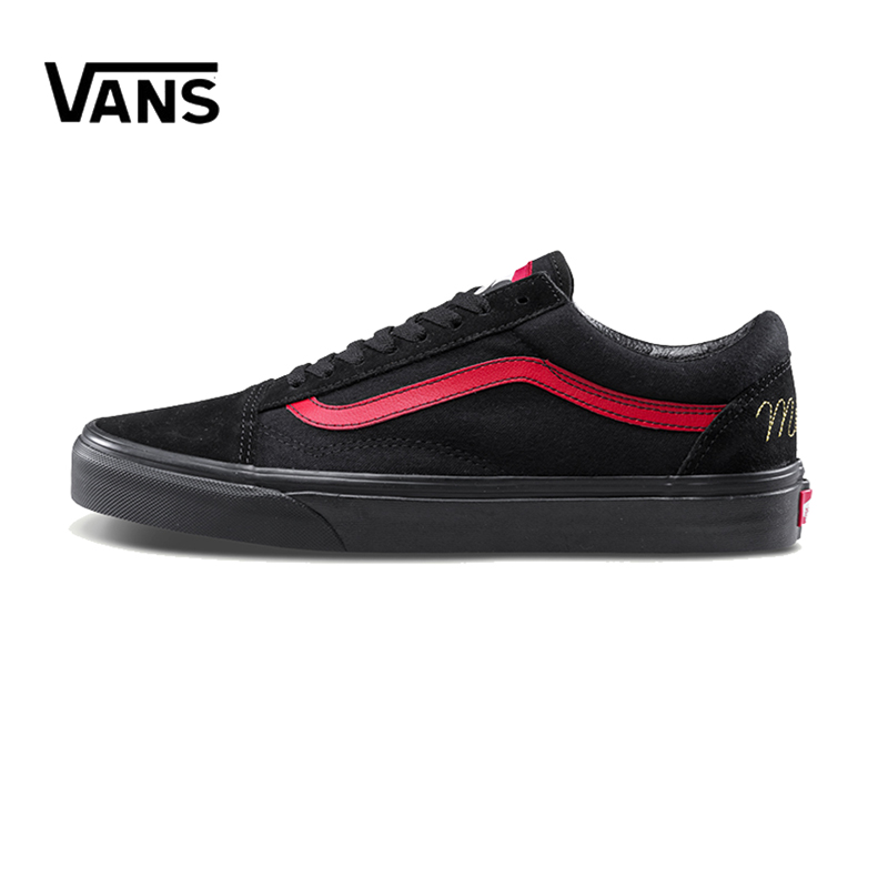 Original New Arrival Vans Men's & Women's Classic Old Skool Low-top Skateboarding Shoes Sneakers Canvas Comfortable VN0A38G1UNB 4 in 1 wireless remote 7 color rgb music voice control interior atmosphere light bar car floor dash led decoration lamp kit 12v