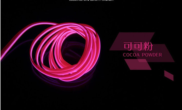 auto styling flexibele led neon verlichting voor infiniti fx35 g35 qx70 g37 ex35 fx37 q50l qx50
