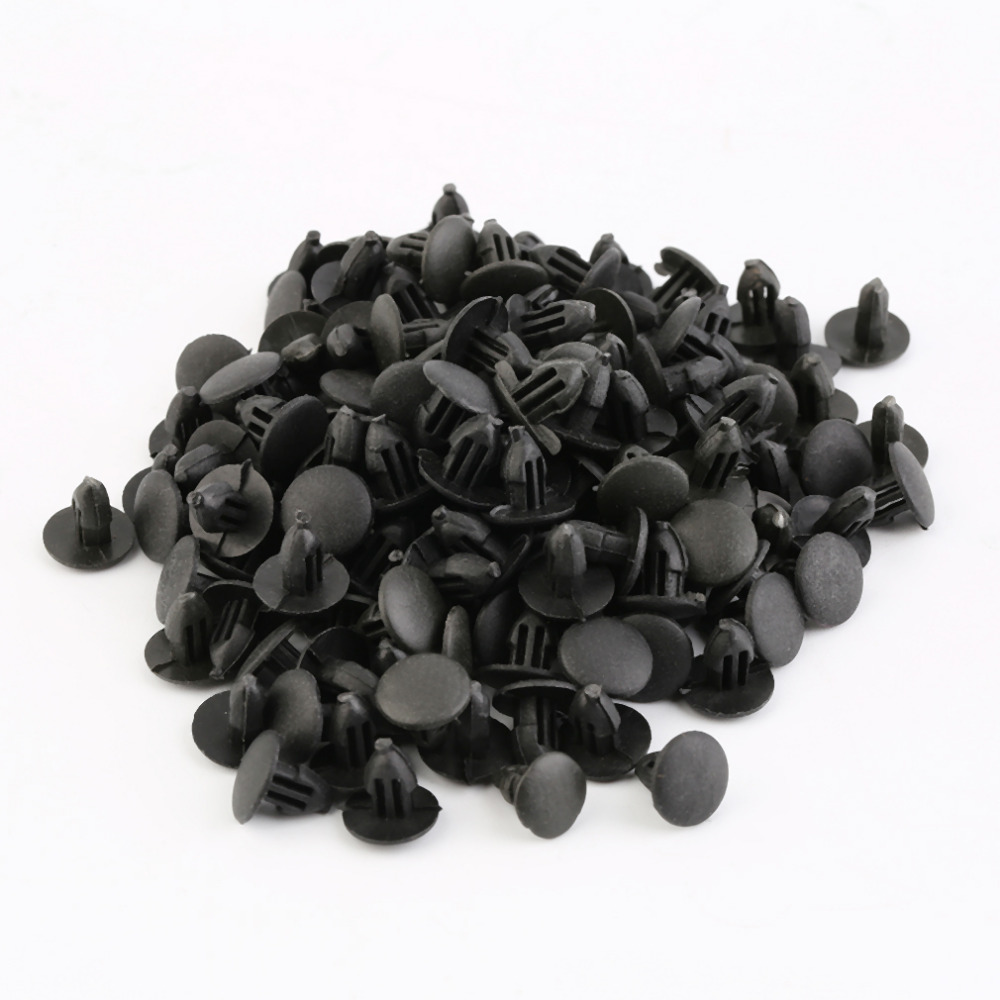 Universal 150pcs Universal Plastic Material Rivet Car Door Trim Panel Clip Buckles Hot Selling