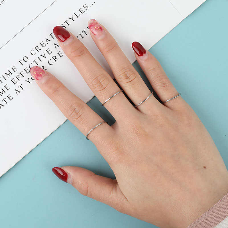 Detail Feedback Questions About 2019 Kpop Bts Ring Finger Rings
