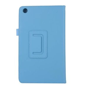 Image 5 - Ultra Thin Litchi Stand PU Leather Protector Sleeve Case Skin Cover For  Huawei MediaPad T3 8.0 KOB L09 KOB W09 8.0 inch Tablet